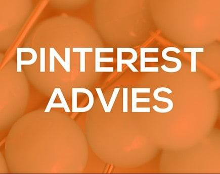 Pinterest advies voor bedrijven