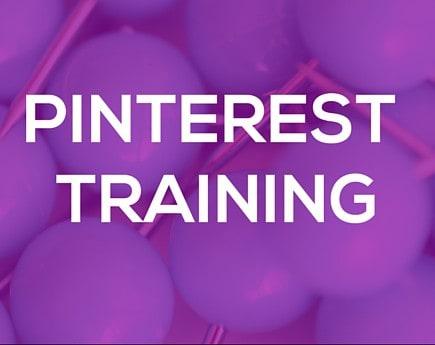 Pinterest training voor bedrijven bloggers en webshops