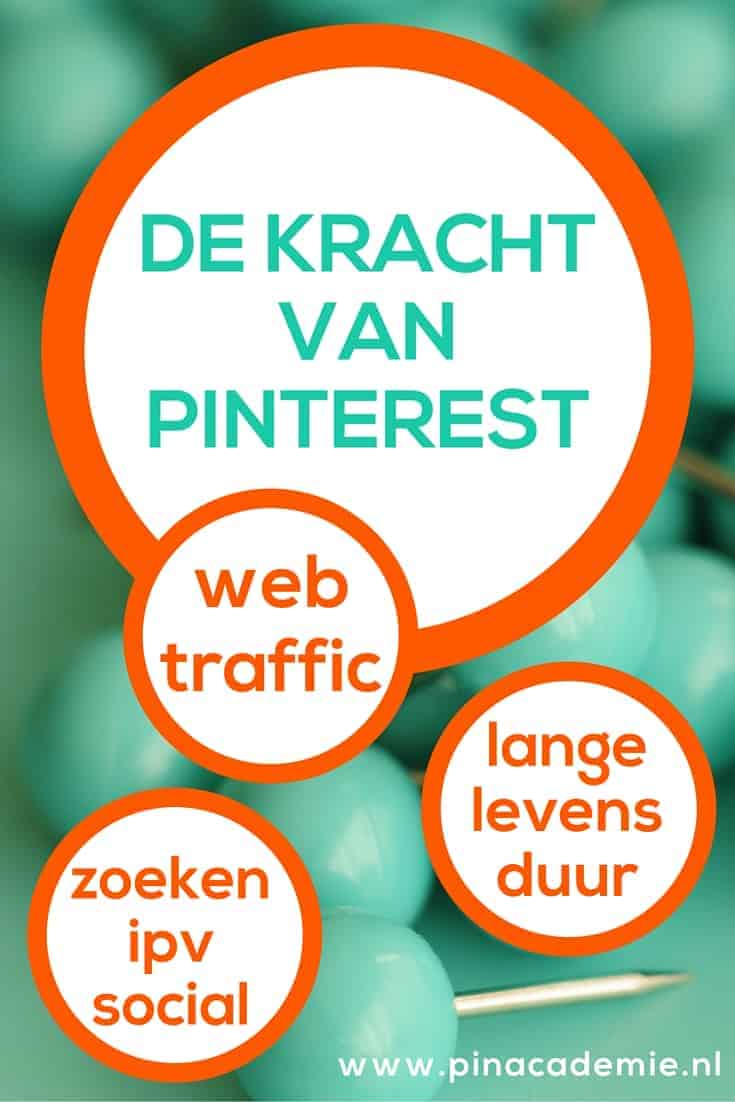 Pinterest voor merken, retail, magazines, webshops, e-commerce en bloggers . Ga voor tips, advies, account check of training naar www.pinacademie.nl