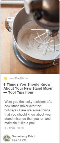 Pinterest tip wees behulpzaam en zorg voor meerwaarde