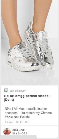Pinterest voorbeeld webshops schoenen op Pinterest