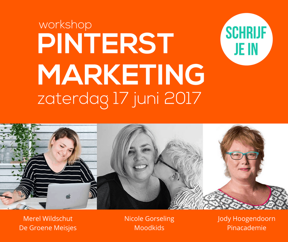 Workshop Pinterest Marketing
