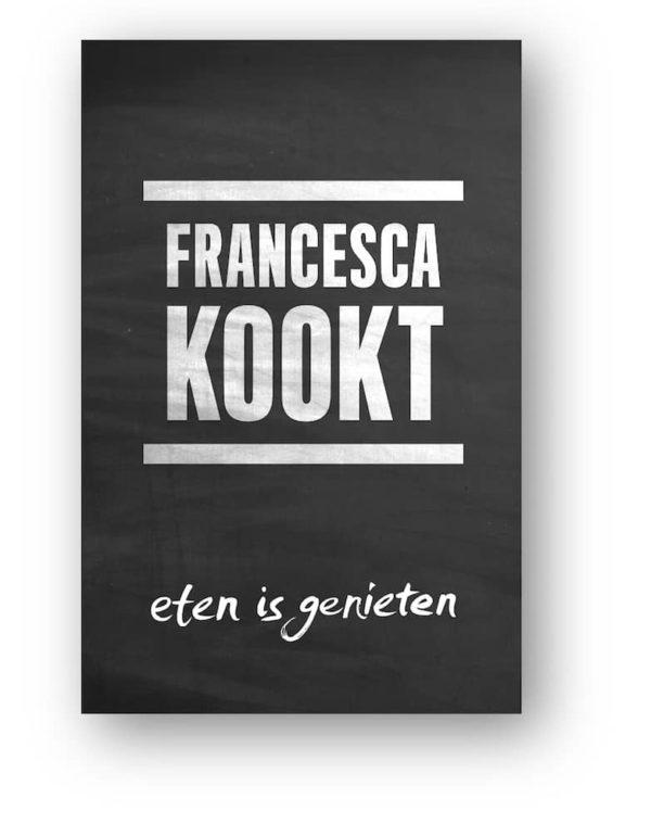 Francesca Kookt Pinacademie